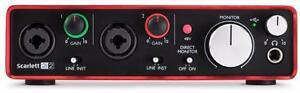 Interface Audio Scarlett 2i2 MK2