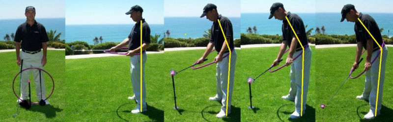 T-Golf - Progressive Swing System