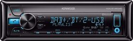 Kenwood DAB CD Radio Hands Free