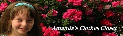 Amanda's Clothes Closet