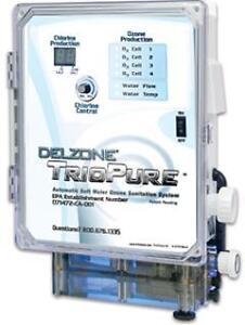 Delzone Triopure Soft Water & Ozone Sanitation System REDUCED!!