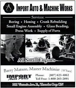 Import Auto Engine Machine Works