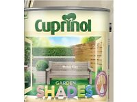 Cuprinol Garden wood paint - 2.5L brand new