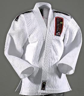 BRAZILIAN JIU JITSU Anzug.Wettkampf u.Training 150-200cm, BJJ In weiß oder blau