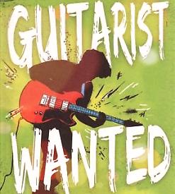 Lead Guitarist Wanted Urgent