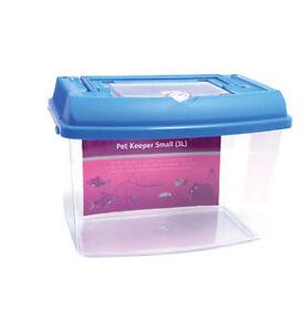 ... Rosewood Pet Keeper Plastic Tank Aquarium Fish Reptile Insect Spider