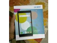"Alcatel pixi 4 5""screen in good condition great A unlocked!"