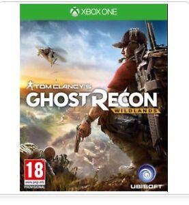Ghost recon Wildlands Xbox one Neuf