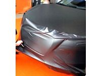 Car wrapping vinyl carbon etc birmingham