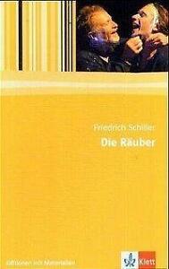 Die Räuber von Friedrich Schiller (2005, Taschenbuch)