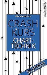 Crashkurs Charttechnik von Markus Horntrich (2017, Gebundene Ausgabe)