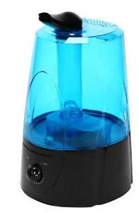 Ultrasonic Humidifier - DualCoolMist 5LTank AutoShut-Off w LED