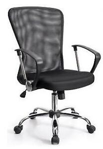 Black Office Chair on Sale (SK23)