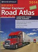 Deluxe Motor Carriers Road Atlas