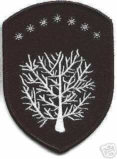 LORD OF THE RINGS GONDOR TREE PATCH - LOR01