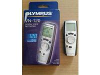 Olympus Digital Voice Recorder / Dictaphone
