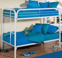 BUNK BED FRAME SINGLE OVER SINGLE