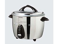 tefal automatic rice cooker............