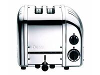 Dualit toaster brand new boxed