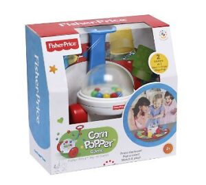 Fisher Price - Interactive Corn Popper Game BRAND NEW