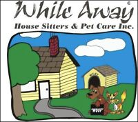 House and Pet Sitting Available!!!