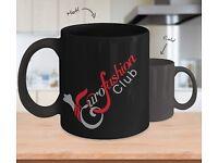 Elegant Design Temperature-Changing Mug