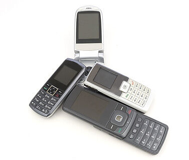 How to Recycle Old Cell Phones