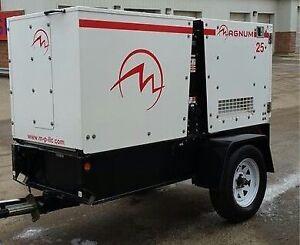 2013 20 kw magnum generator
