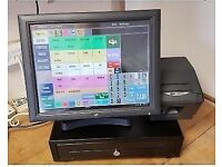 J2 Touch Screen EPOS   Full Set-up