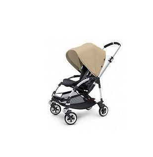 **Brand New! Bugaboo Bee Plus Stroller/Pram - Beige  NEW on Rummage
