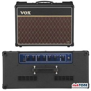 Vox AC15VR Valve Reactor 15 Watt Guitar Amplifier Combo