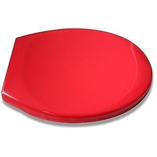 Red Toilet Seat Ebay