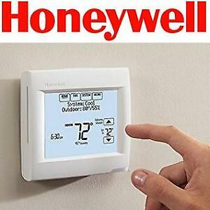 NEW HONEYWELL TOUCH THERMOSTAT TH8321WF1001 248076352 TOUCHSCREEN WIFI VISIONPRO 8000 7-DAY