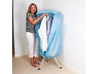 Portable electric cloths dryer