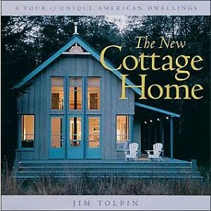 The new cottage home (Book)  cover price: $32.95 plus tax
