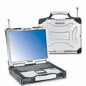 Panasonic Toughbook Laptop Wifi Windows7 Office AntiVirus Mint W