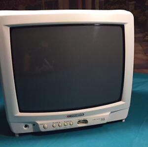 Petite télévision 13 pouces