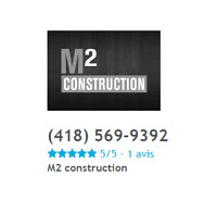 M2 EXCAVATION & CONSTRUCTION