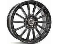 New Riva MBM Alloy Wheels