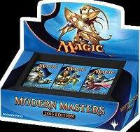Magic modern masters 2015 booster