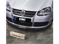 Front Rear bumper splitter spoiler Mini One Cooper Countryman Corsa Astra Insignia SRI VXR CDTI