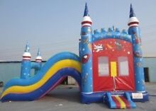 Jumping castle for hire - Christmas Special Pacific Pines Gold Coast City Preview