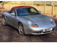 Porsche Boxster 3.2 S Tiptronic - Excellent Condition, F.S.H, Heated Glass Rear Screen