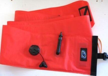 PRO-BLUE DSMB 2.4Mt Safety Device Scuba Diving