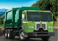 DZ Waste/Recycling Drivers in Scarborough and Toronto $19 - $23!