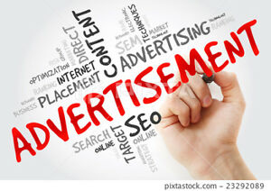 advertising sevices available, we lead the right customers to u