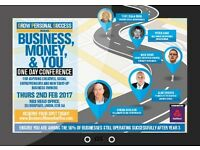 Business, Money and YOU 2017