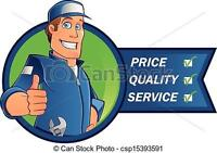 Service Works Automotive and Heavy Equipment Repairs Ltd