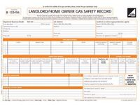 Landlord Homeowner Gas Safety Certificate CP12 - All Gas Works