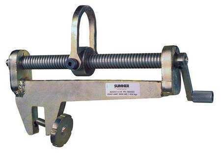 SUMNER 780420 Hoist Alignment Tool,45 Deg,1000 lb. Cap
